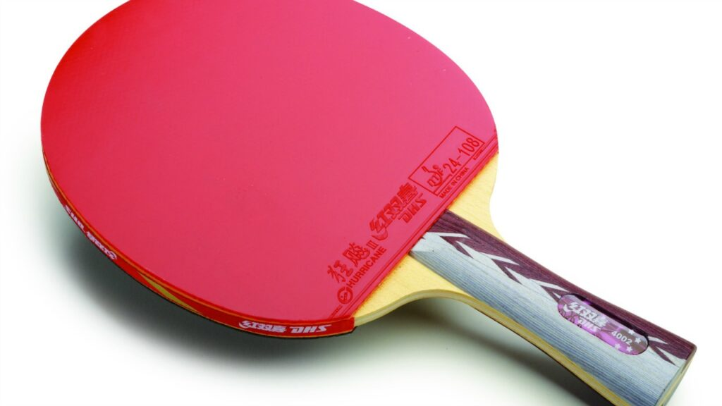 DHS A4002 Table Tennis Racquet