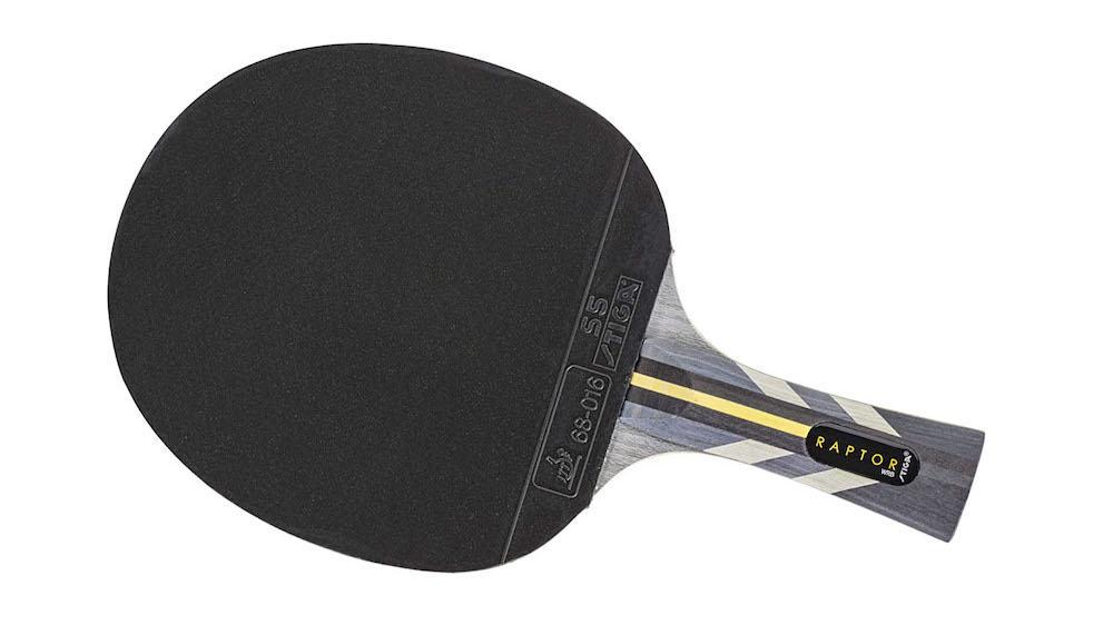 STIGA Raptor best tennis table racket
