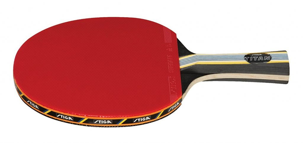 STIGA Titan lightest Table Tennis Racket