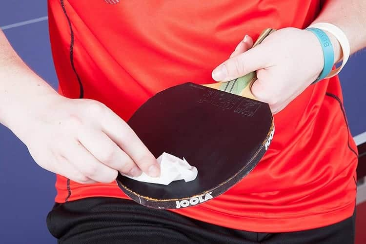 Why is Ping Pong Paddle Cleaning Important?