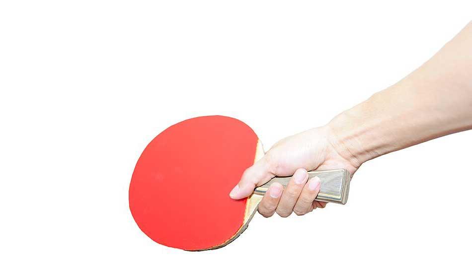 The Shakehand Grip