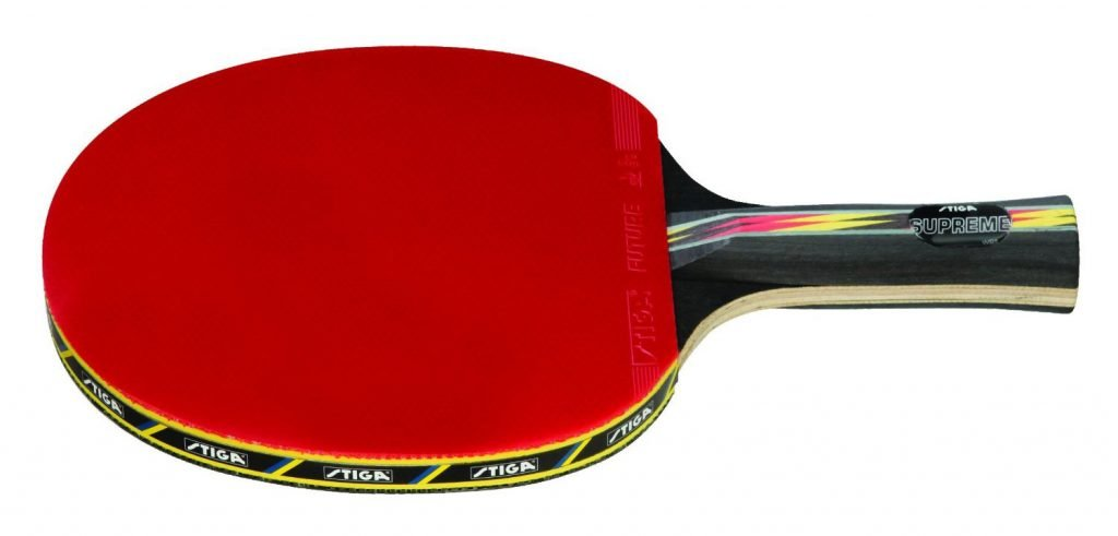Stiga Supreme table tennis paddle