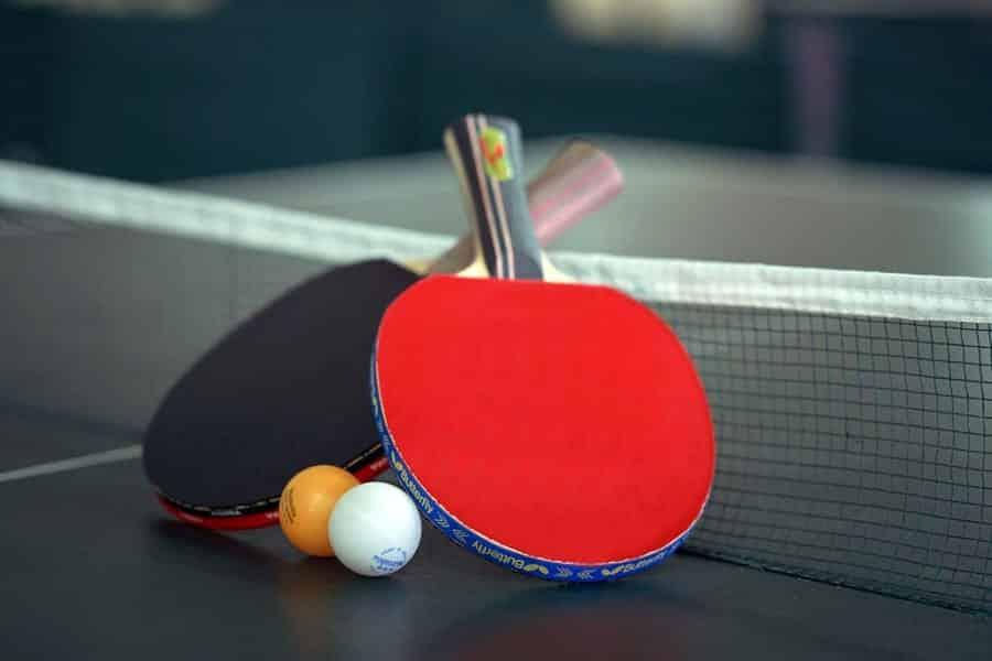 Upstreet Ping Pong paddle set